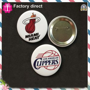 Good Selling Quality Metal Pin Button Badge for Clothing pictures & photos