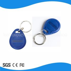 ABS 13.56MHz RFID Key Tag pictures & photos