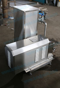 Semi-Automatic Weight Filler for Cream Products (WF-150S) pictures & photos