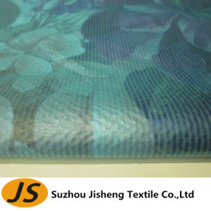 20d Nylon Stripe Fabric Laminate Printed Film pictures & photos