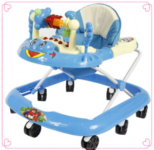 Green Cheap Baby Walker Wholesale pictures & photos