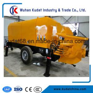 Tralier Mounted Concrete Pump Hbt80sea-1816 pictures & photos