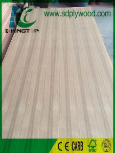 Straight Grain Teak Plywood AA for India Market pictures & photos