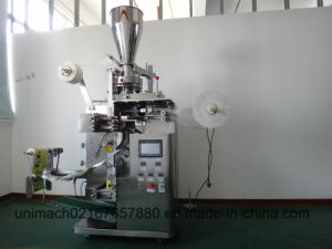 Automatic Tea Bag Inner and Outer Bag Packing Machine pictures & photos