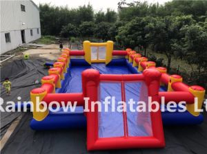 Inflatable Football Playground for Adults/Inflatable Ball Field Game pictures & photos