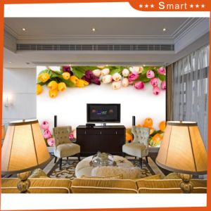 Hot Sales Customized Flower Design 3D Oil Painting for Home Decoration Model No.: Hx-5-070 pictures & photos