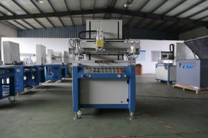 Cylindrical Semi Automatic Screen Printing Machinery for Acrylic pictures & photos