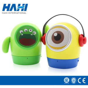 Cute Doll, Small Yellow Man, Wireless Bluetooth Mini Speaker pictures & photos