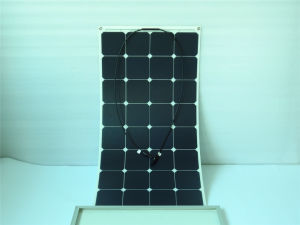 100W Flexible Solar Panel with Certification of Ce CQC and TUV