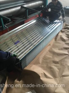 P P Gi Steel Roofing Sheet pictures & photos