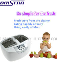 Ce Approval LED Display 2500ml Digital Ultrasonic Cleaner pictures & photos