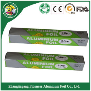 Aluminium Catering Foil Roll with Fashion Packing pictures & photos