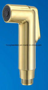 36060 Good Quality Shattaf, Gold Shattaf, Shower Head pictures & photos