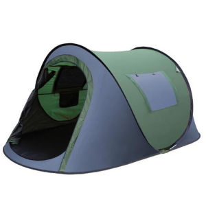 Outdoor Camping Tent Pop up Tent Automatic 3 Person Tent pictures & photos