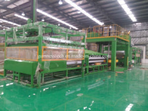 Integrated Material Infrared Heating Production Line pictures & photos