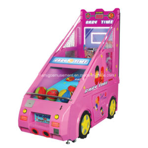 Basketball Coin Operated Game Machine Indoor Amusement Equipment pictures & photos