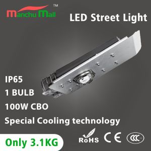 Aluminum Lamp Body 100W LED Street Lights Outdoor pictures & photos