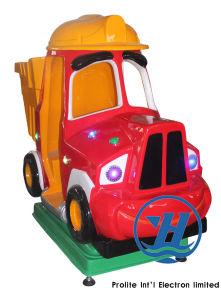 Engineering Vehicles Kiddie Ride Game Machine (ZJ-K102) pictures & photos