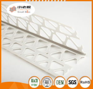 Plastic Wall Corner Bead for Plastering/Plastic Corner Guard pictures & photos