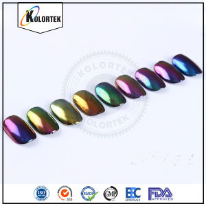 Chameleon Chrome Nail Polish Pigment pictures & photos
