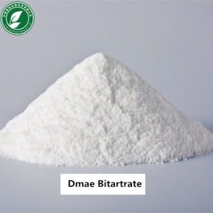 Nootropic Agent 99% Purity Dmae Bitartrate Dimethylethanolamine Bitartrate pictures & photos