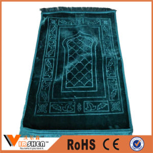 China Factory Wholesale Muslim Worship Blanket Religious Blankets pictures & photos