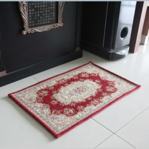 High-Density Weaving Jacquard Door Mats Living Room Carpet pictures & photos