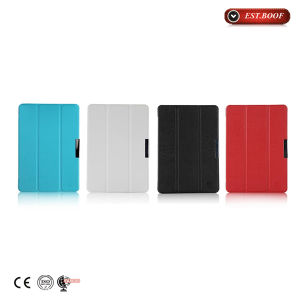 PU Leather Phone Case Smart Cover Stander iPad Air pictures & photos