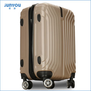 Best Sale High Quality Fancy Decent ABS Suitcase Luggage pictures & photos