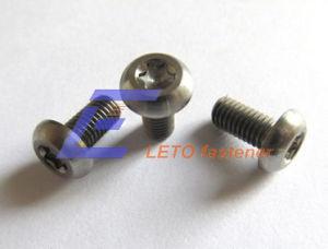 Hexalobular Socket Button Head Screw-Steel 10.9 Plain pictures & photos