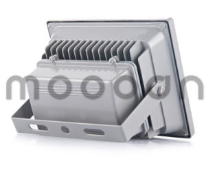 Outdoor IP65 Integrated Die Cast Aluminum 50W Solar LED Flood Light for Courtyard pictures & photos