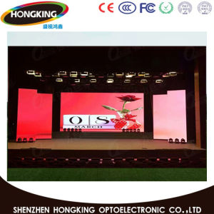 P6 Indoor Rental LED Display with Die-Casting Cabinet pictures & photos
