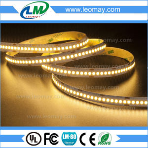 High Lm/w CRI90+ 3528 240LEDs 19.2W/m LED Strip With CE UL pictures & photos