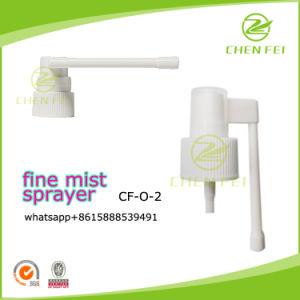 CF-O-2 Medical Use Plastic Mist Sprayer Oral Sprayer