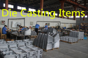 Die Casting on Lamp Body pictures & photos