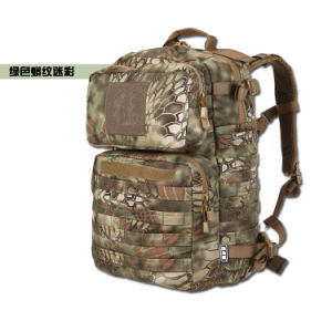 Army Use Military Sports Camping Water-Proof European Multicam Tactical Hiking Shoulder Camping Backpack pictures & photos
