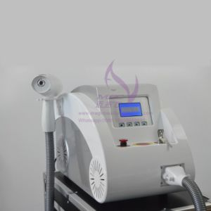 Portable ND YAG Laser Tattoo Removal Machine Price with Low Cost pictures & photos