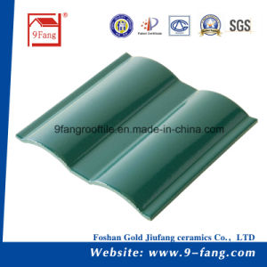 Building Roof Corrugated Wave Roof Tile Type Clay Roofing Tile Made in China The Best Sale pictures & photos