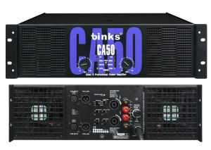 1650W High Power Amplifier for Outdoor Performance pictures & photos