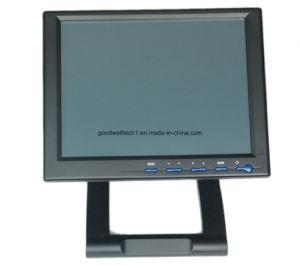 10.4 Inch Foldable 4: 3 LCD Monitor with AV. VGA, HDMI, DVI Input, Touchscreen pictures & photos