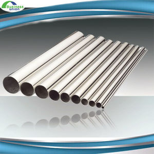 20 mm Diameter 0, 7 mm Thickness ASTM A554/312/778 Stainless Steel Pipe
