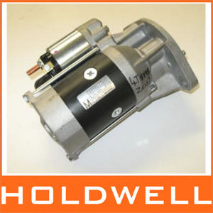 Holdwell Starter 12V 2.3kw 129900-77040 Fit for 4tnv98t Engine pictures & photos