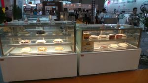 Hot Sale Barkey Used Cake Display Counter Cooler pictures & photos