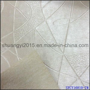 Semi-PU Leather Decoration Dor Wall Cover Upholstery pictures & photos