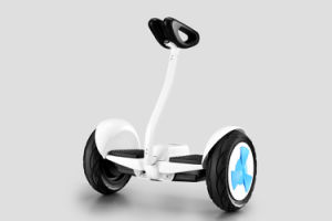 Two Wheels Electric Leg Control Balancing Scooter