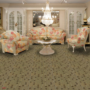 Qualified Nylon Carpet Jacquard pictures & photos