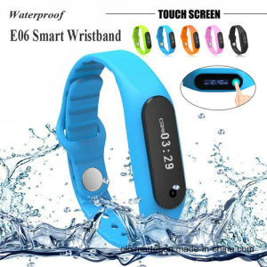 Smart Healthy Bracelet IP67 Waterproof Bluetooth Wristband Bracelet for Android and Ios