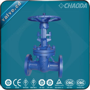 DIN Standard Flanged Gate Valve pictures & photos