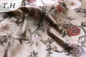 Luxury and Latest Jacquard Sofa Covers pictures & photos