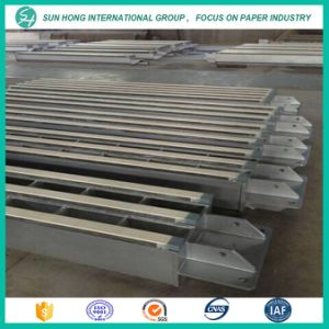 Paper Machinery of High /Low Vacuum Box for Suction Part pictures & photos